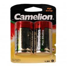 Батарейка Camelion LR20 Plus Alkaline BL-2 (2/12/96 шт)